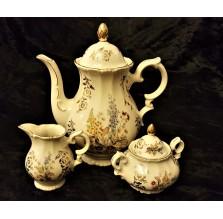Cudny porcelanowy garnitur do kawy GKC Bavaria