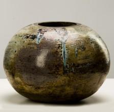 Misa ceramiczna szkliwiona raku