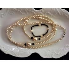 Komplet biżuterii firmy Jablonex II