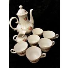Zestaw deserowy z porcelany Seltmann Weiden
