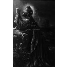 "Fotografia religijna ""Jezus w Ogrójcu"""