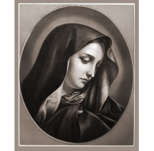 "Fotografia religijna ""Portret Maryi"""