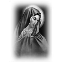 """Fotografia religijna """"Matka Boska płacząca"""""""