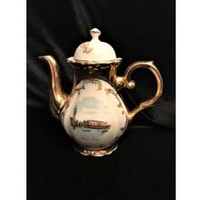 Dzbanek zdobiony ornamentem Wenecji - porcelana Bavaria